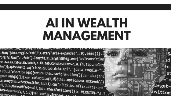 AI in wealth management